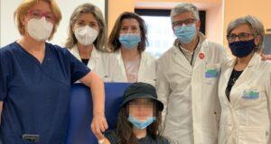 Covid Messina: al Papardo vaccinata la prima 16enne con comorbilità