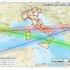 Razzo spaziale cinese incontrollato, i detriti potrebbero colpire anche Messina: la mappa delle possibili traiettorie