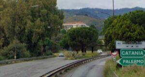 Chiuso parzialmente lo svincolo di Gazzi e riaperta la strada comunale a San Gregorio