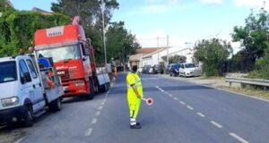 Tarantonio, via i lavori alla barriera metallica richiesti nel 2020