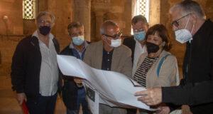 Restituire la Cripta del Duomo ai messinesi: il sopralluogo di Samonà