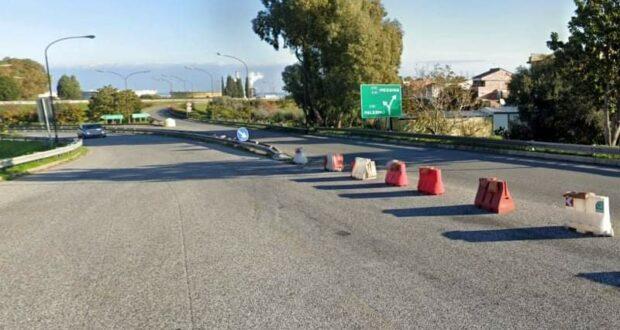 Riqualificazione A20: da domani i lavori per il nuovo asfalto dello svincolo di Milazzo