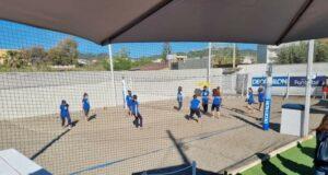 Estate a Villafranca Tirrena: inaugurato il centro di Beach Volley
