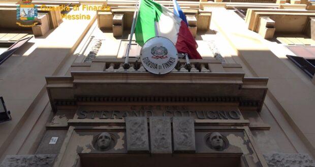 Messina, maxi frode fiscale internazionale: sequestrati oltre 7,5 milioni