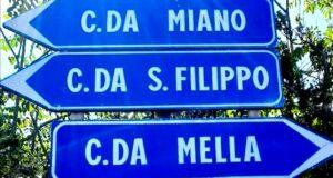 Mario Biancuzzo chiede sopralluogo in Contrada Mella San Saba