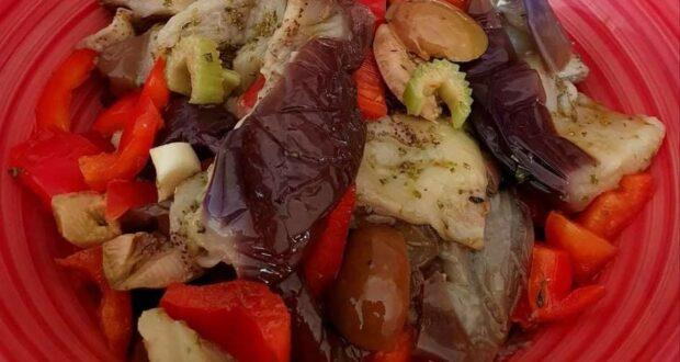"""A tavola con gusto: """"melanzane in insalata"""", ricetta estiva"""