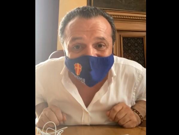 """La bocciatura del piano Tari 2021, il leone di Palazzo Zanca torna a ruggire: """"se avete le palline sfiduciatemi!"""""""