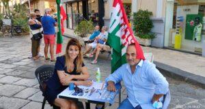 Grande successo per la raccolta firme sui referendum per la giustizia organizzata da Forza Italia