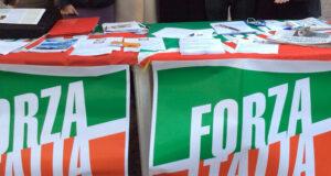 Raccolta firme di Forza Italia, referendum per la riforma della giustizia . Oggi Gazebo a piazza Cairoli