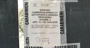 Villafranca Tirrena, carabinieri interrompono una serata di intrattenimento abusiva con 200 persone: disposta la chiusura del locale per 5 giorni