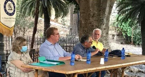 Milazzo: presentato il libro sul giudice Livatino a villa Vaccarino