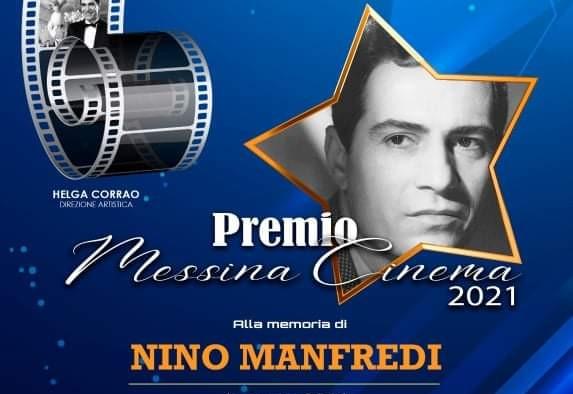 """""""Premio Messina Cinema 2021"""": l'1 agosto in memoria di Nino Manfredi"""