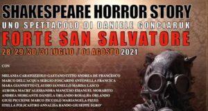Al forte San Salvatore si vive il dramma shakespeariano