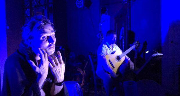 'Telemaco prigioniero. Odissea 2021': poema epico attualizzato ai giorni dell'attore e regista Eros Salonia