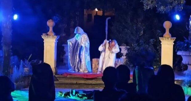 """""""Edipo Re"""" approda al Teatro Antico di Tindari"""