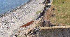 Acqualadrone: lavori di non messa in sicurezza delle spiagge