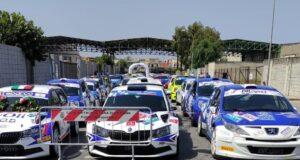 Fari accesi per la 18 edizione del Rally del Tirreno