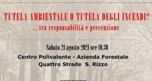 """Colli San Rizzo: """"XIV Memorial dalla strage di Patti Vittime Rifugio del Falco"""", convegno domani"""