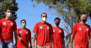 """""""Sport Vax"""": il video pro vaccino dell'Acr Messina"""