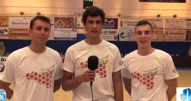 #SportVax: Orlandina Basket in video per promuovere la campagna vaccinale