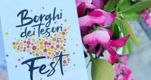 """Il Maltempo rallenta """"Borghi dei Tesori Fest"""""""