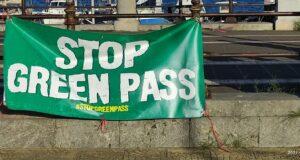 No green pass: ieri la manifestazione di Italexit  a Messina
