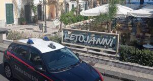 Lavoratori in nero e carenze igienico sanitarie scoperte dai carabinieri a Letojanni