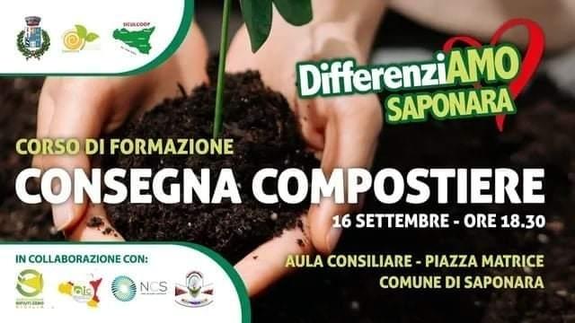 """""""DifferenziAMO Saponara"""": appuntamento con l'ambiente nell'omonimo centro tirrenico"""