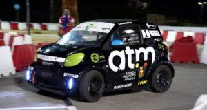 All'avvio l'e-Motor Show di Messina