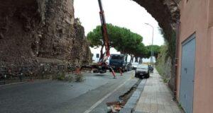 Viale Principe Umberto: disposto il divieto di transito temporaneo
