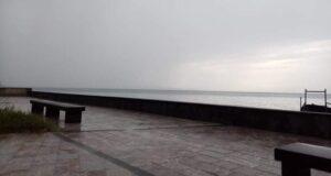 Meteo Messina: piogge intense previste per la serata di oggi, nota fredda in arrivo anche in Riva allo Stretto